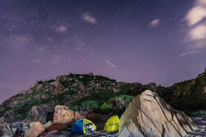 Camping Photo Jennifer Dawson