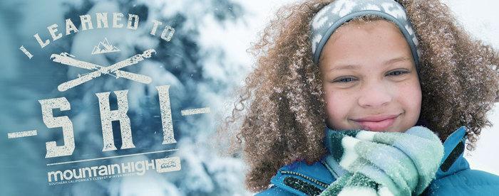 I learned Girl snowy