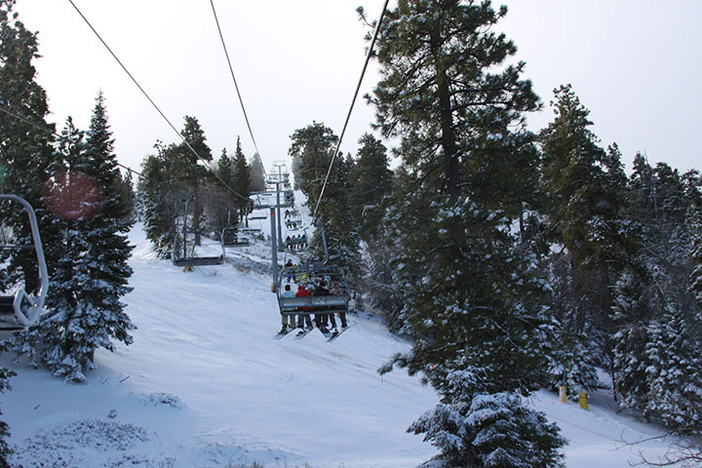The West Resort is open and ready to be shredded!
