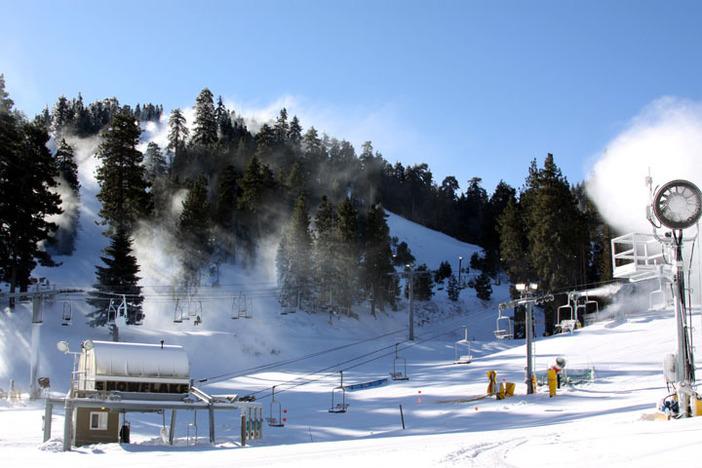 It's looking a lot like winter!