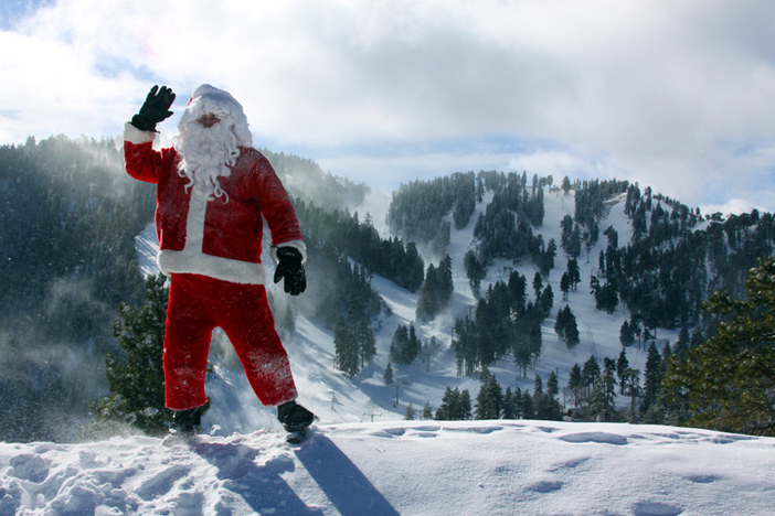 Merry Christmas from Mountain High.