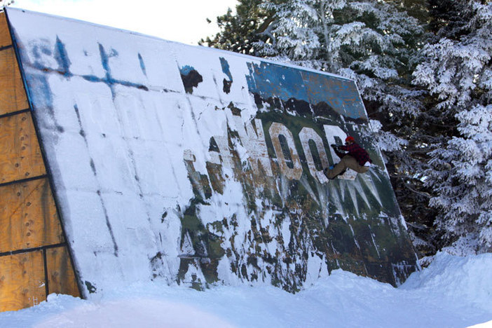 The Hollywood Wallride is coming to life.
