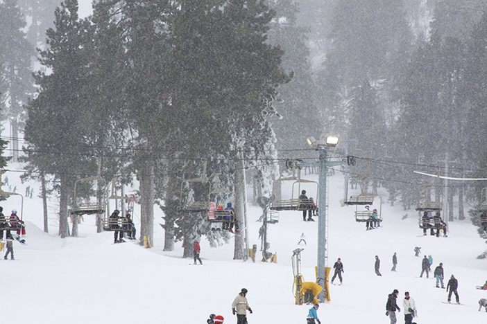 2-3 new inches of snow and more on the way!