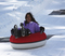 The North Pole Tubing Park is open, a great way to spend new years!