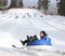 Bring the whole family to The North Pole Tubing Park.