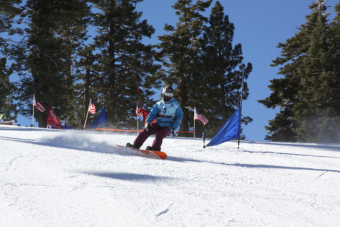 USASA races are underway!