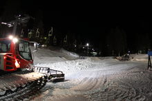Park Staff completely rebuilt the Playground for the OSIRIS Sunday contest today!