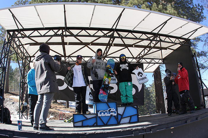 Josh Keyser takes  first place in a close OSIRIS Sunday competition!