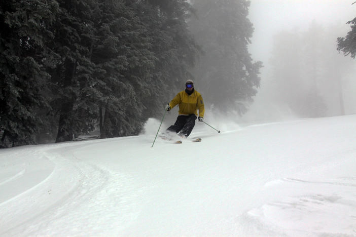 Great Alpine runs with great coverage.