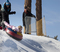 Have some fun at the North Pole Tubing Park today.