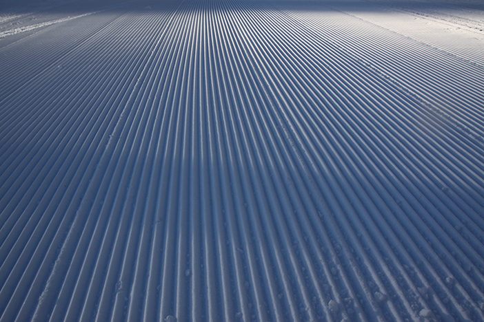 Fresh groomed runs are waiting for you!