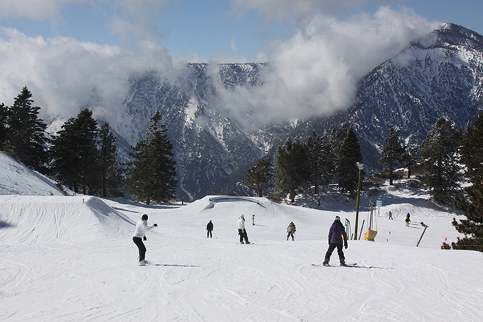 The new snow has left us with fantastic conditions!