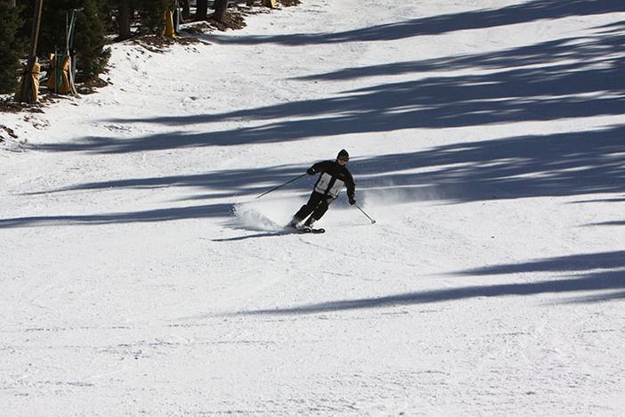Great Alpine runs will be open at the East Resort today!