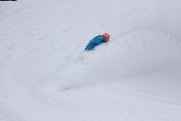 Slashing some pow and taking a visit to the white room.