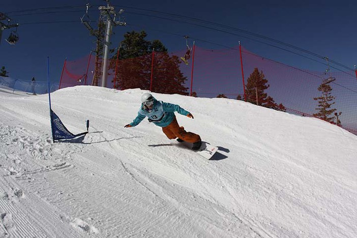 USASA Boardercross had competitors gaining some speed.