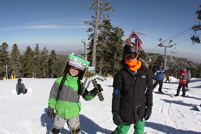 Yesterday was USASA crazy helmet day!