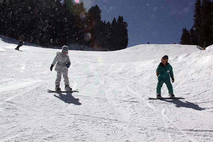 Mountain High is fun for all ages.