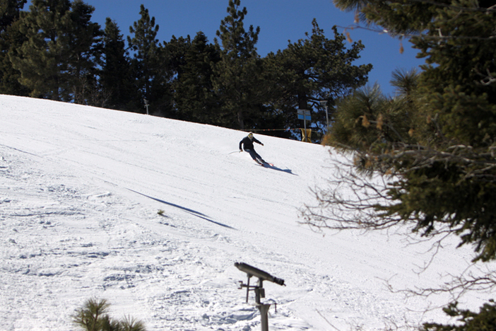 Sunny skies and wide open runs are waiting for you!