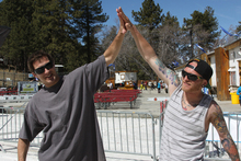 Don't miss High Five Fridays at Mountain High.