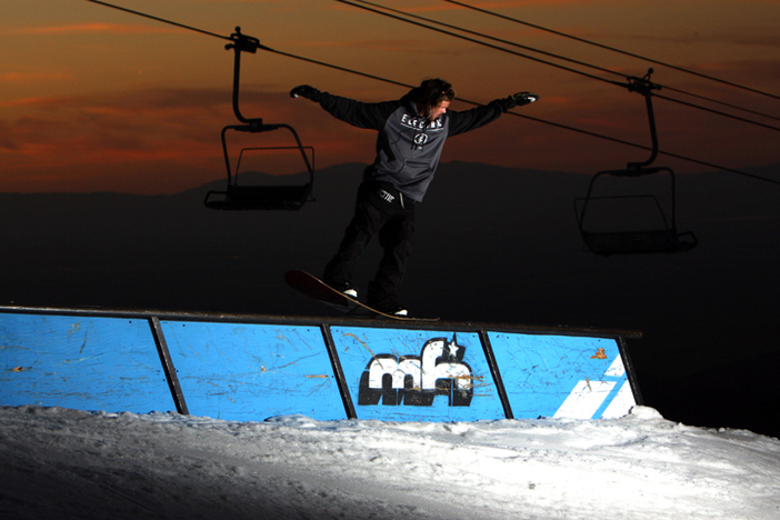 We're open until 10pm today, come up for some night riding!