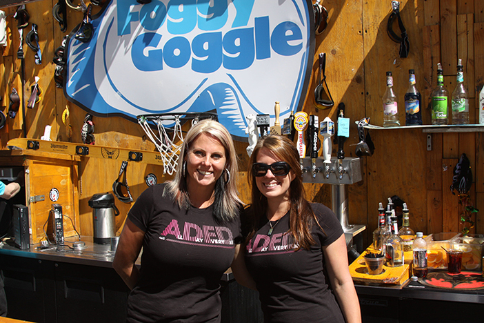 Refuel with a cold brew at the Foggy Goggle.
