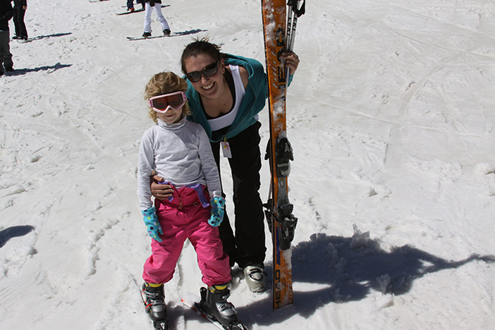 Spring is a perfect time for little shredders to get out there!