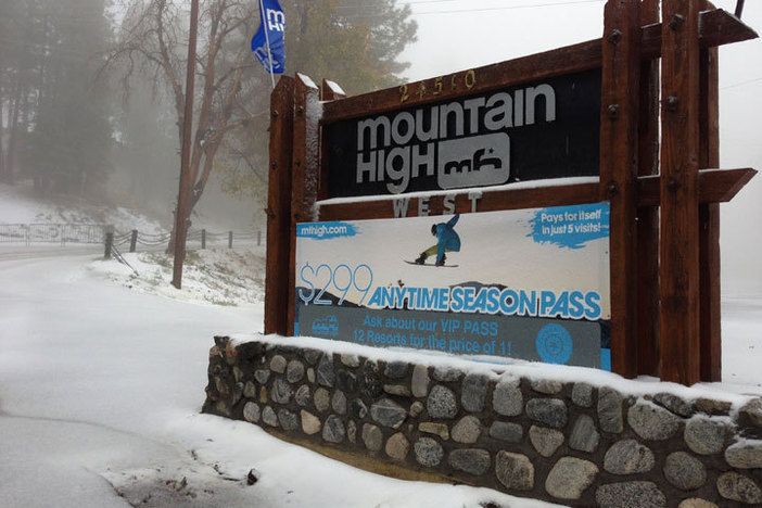 Winter is on its way.  Get your season pass today.
