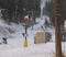 Snow guns are ready to roll.