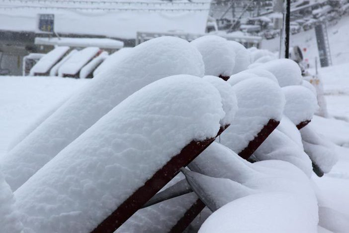 12+ Inches of new snow storm total.