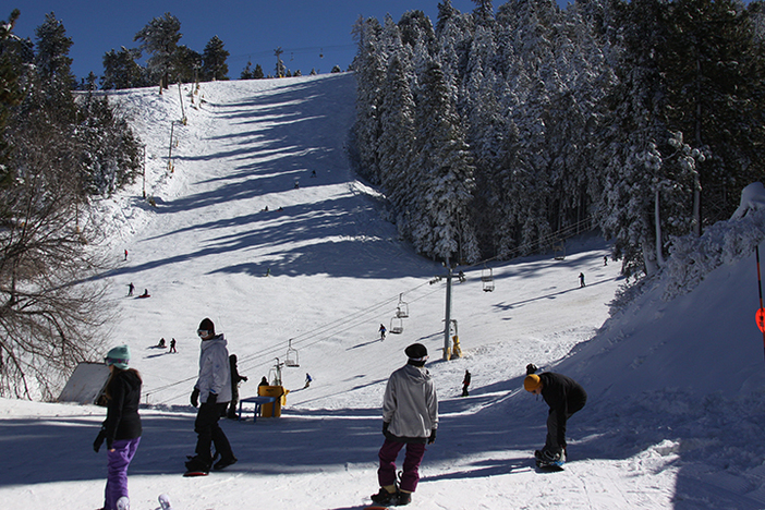 5 trails currently open, more coming soon.