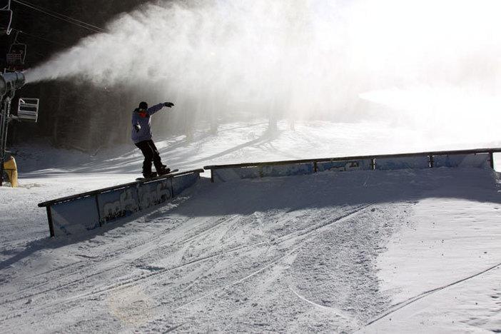 The close out rail was going off yesterday!