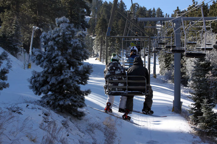 Start your weekend off right and come get some turns.