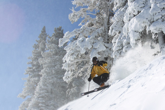 Thanks to some great snowmaking, we have excellent coverage on open runs.