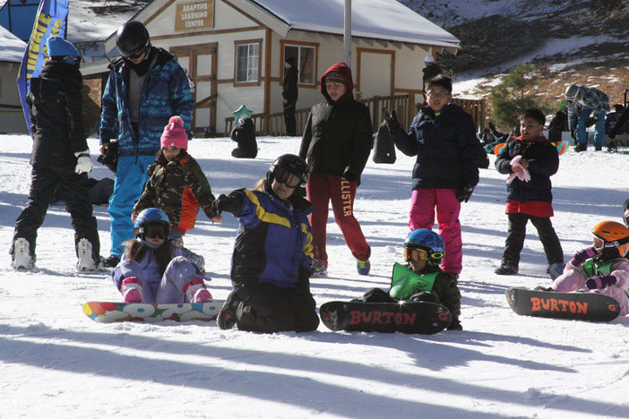 Coaching up the next generation of shredders
