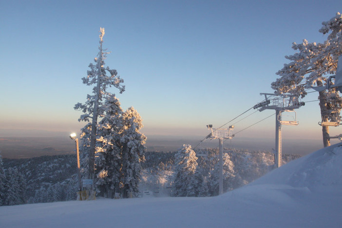 Come enjoy the fantastic conditions and great weather
