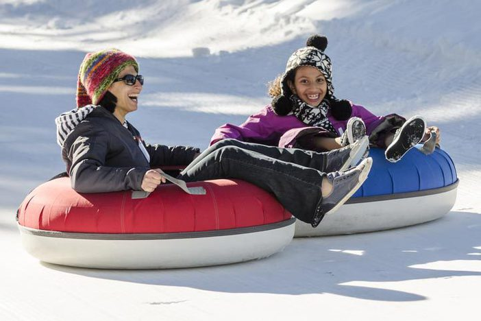 Tubing fun available 7 days a week