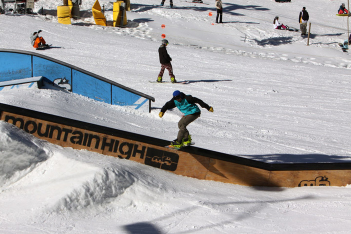 Spencer Link is on the Road to Sochi for slopestyle!