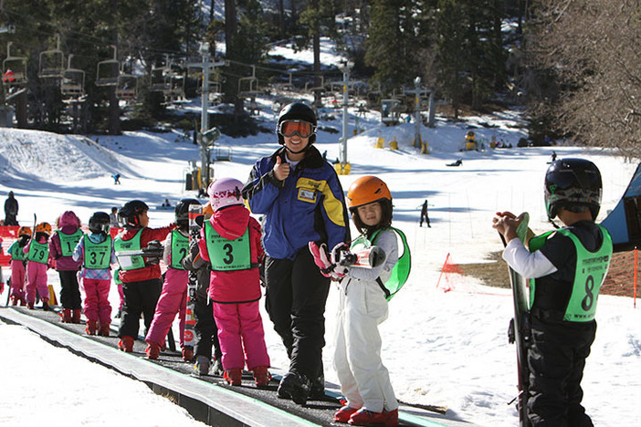 Ski school will get you rockin' down the mountain in no time