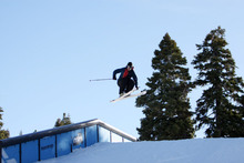 Gapping the Flat to Down Rail