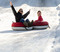 Always a blast at our North Pole Tubing Park