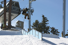 Airing it out on the DFD rail