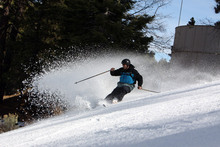 Awesome snow. Come get your turns in.