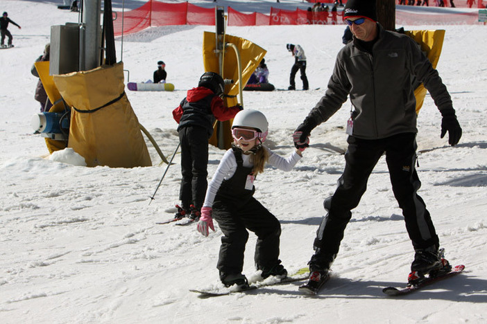 Bring the whole family up for their first turns of 2014