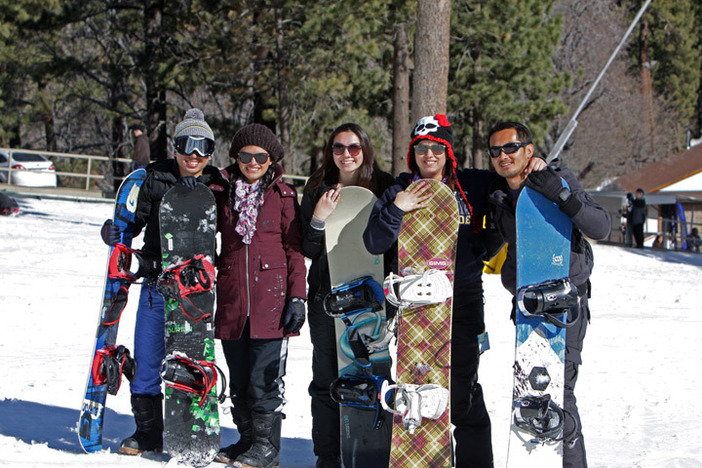 Grab your friends, hit the slopes, and have a blast