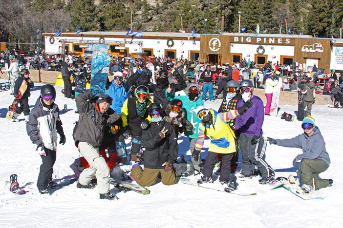 Grab your group of friends for a day on the hill.