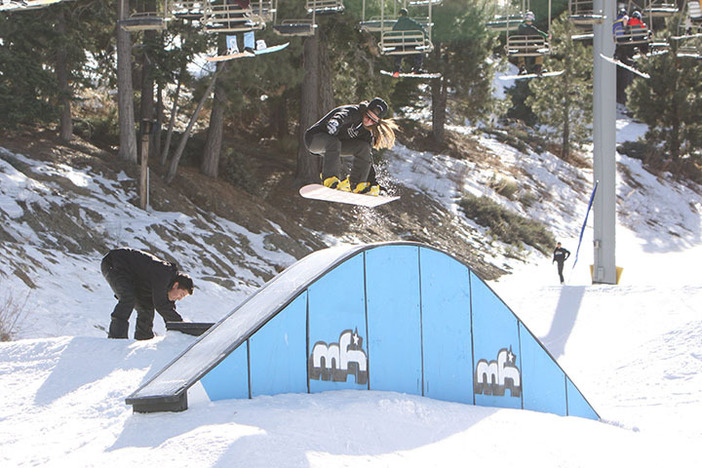 Our park crew has begun a large rebuild with awesome new features