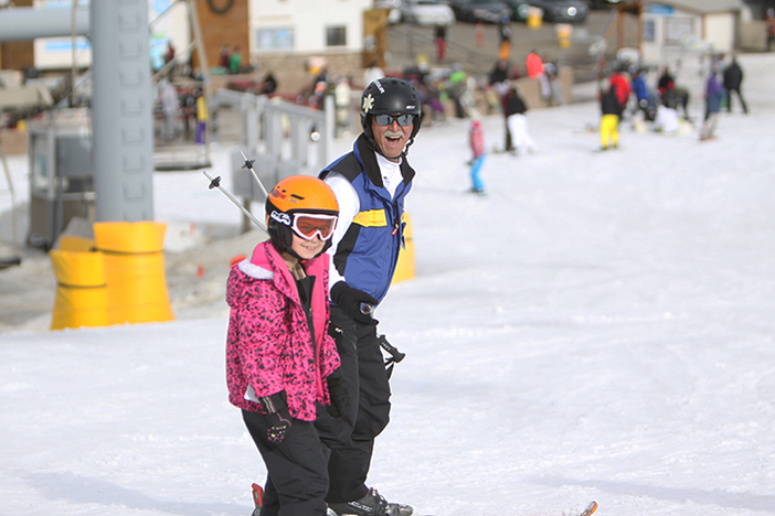 There are great discounts available for beginners with our January Learn to Ski/Board Month specials
