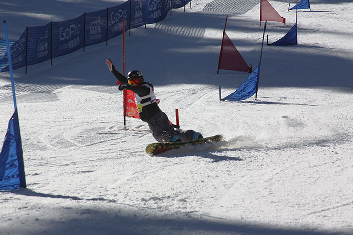 USASA slalom has everybody turning!