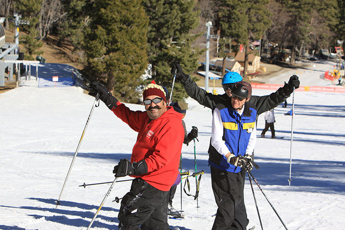 January is Learn to Ski/Board Month. Excellent packages available to get you started!