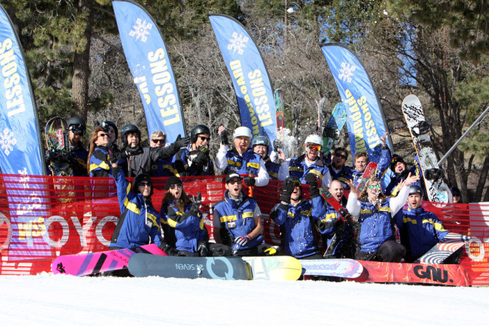 January is Learn to Ski/Board month and we have great deals at mthigh.com